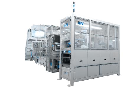 SEMI-AUTOMATIC PRODUCTION LINES