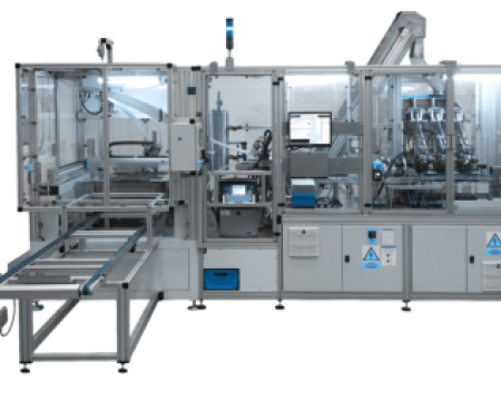 NEW AUTOMATIC MARKING LINE